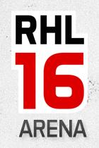 РХЛ 16 - арена, мини-баннер