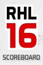 РХЛ 16 - матч тв табло